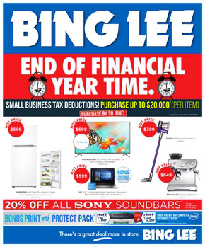 Bing Lee deals