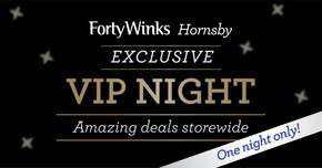 Forty Winks deals