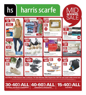 Harris Scarfe deals