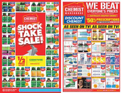 Chemist Warehouse deals
